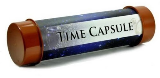 Send a time capsule to space and leave a message to an unknown civilization